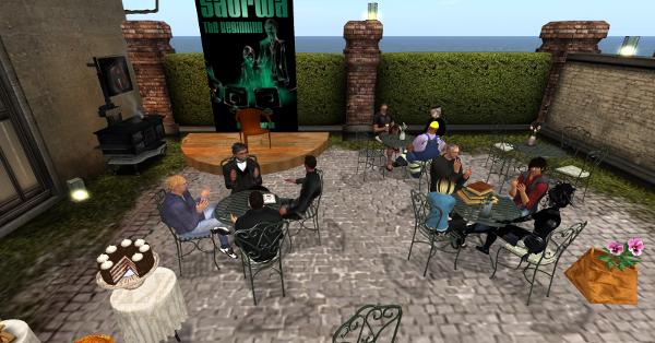 Das SL Schreibtreffen