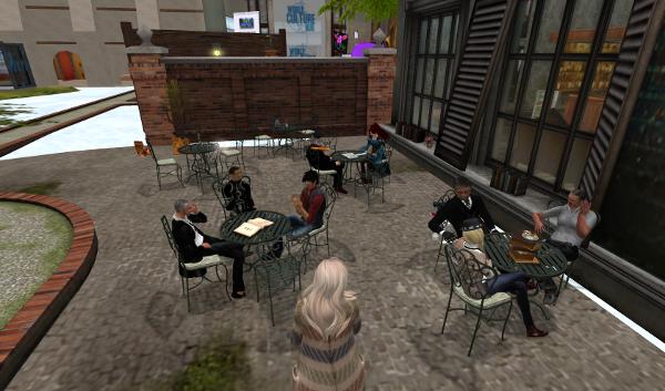 Das März SL Schreibtreffen