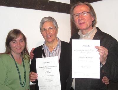 Salzhäuser Literaturpreis 2015
