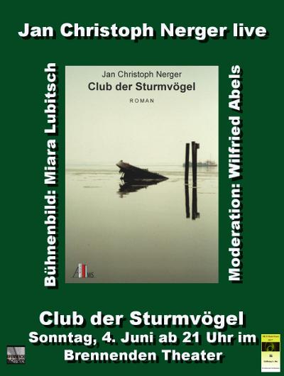 Lesung Club der Sturmvögel
